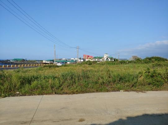 김녕가는 길목, 노을이 아름다운 구좌읍 동복리 해안도로에 있는 토지입니다. 사진정보