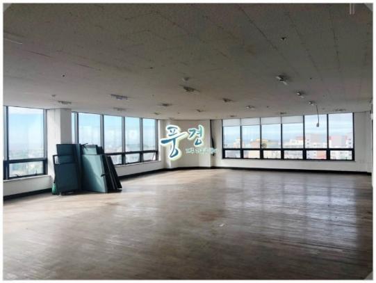 K-053 ★노형동 본죽사거리인근 대도로변 6층 사무실 임대★  사진정보
