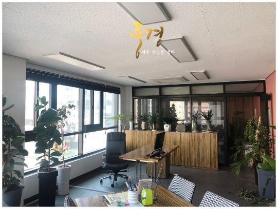 K-257 노형2지구 주민센터인근 2층 사무실 임대 사진정보