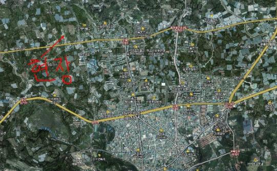 서홍동 중산간변 전원주택지 사진정보
