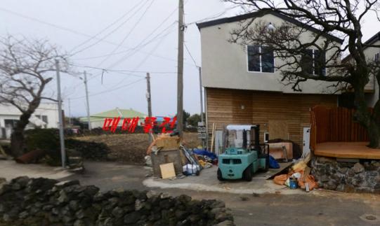 귀덕리 상로동 마을회관 접 전원주택지 사진정보