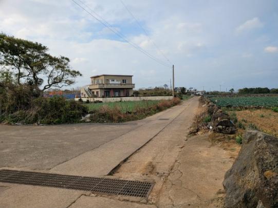 귀덕리 전원농가주택지 사진정보