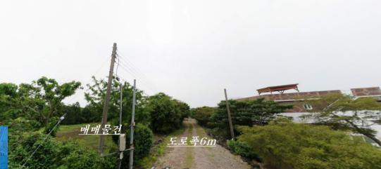선흘리 단독주택지 사진정보