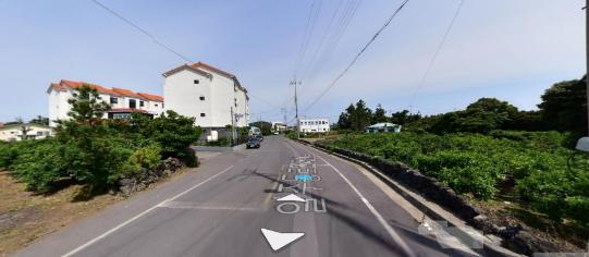 하천리 하동회관 인근 2차선도로에 접해 있는 다용도 토지 사진정보