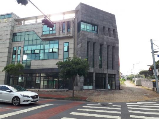 한라대학교 맞은편 대도로변 1층 110py 사진정보